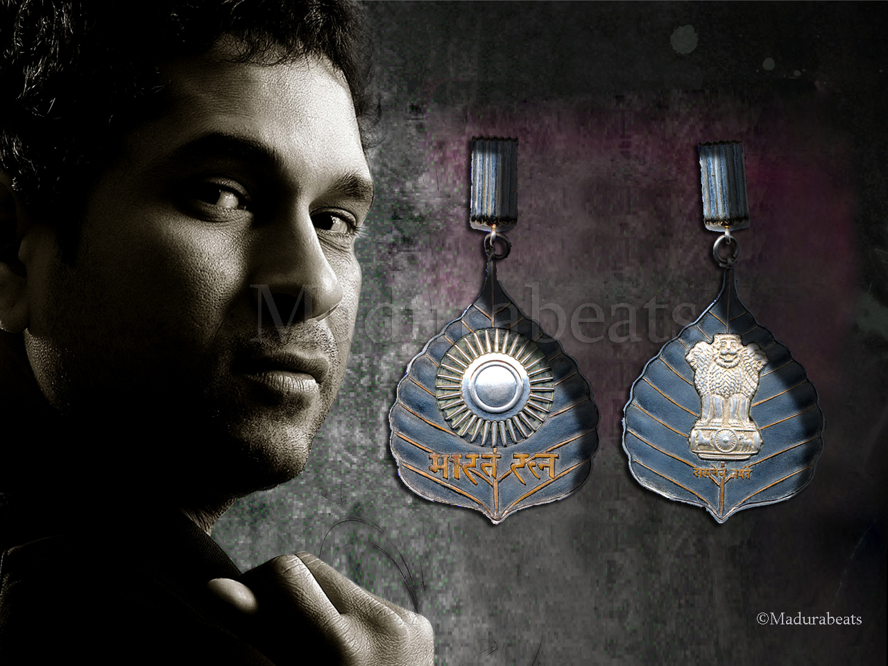 Bharat Ratna Sachin - Gem of India
