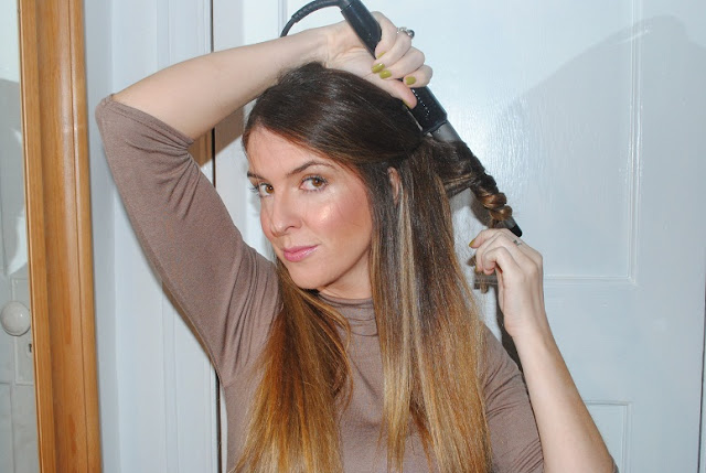 babyliss+curling+wand+pro+tutorial