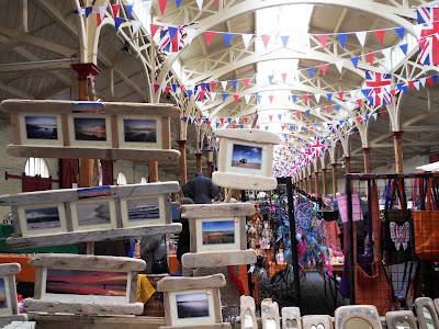Pannier Market Barnstaple North Devon