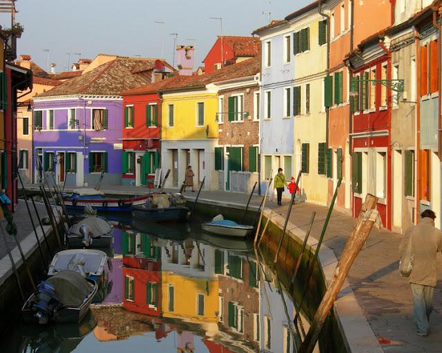Burano Island  - Italy