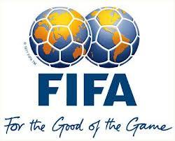 Rangking FIFA terbaru 20 Negara