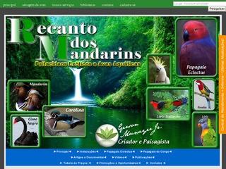 Criadouro Recanto dos Mandarins