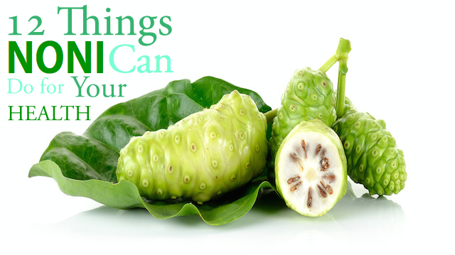 Common Herbal Noni Kill Cancer