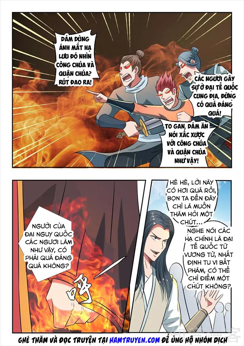 Võ Thần Chúa Tể chap 286 - Trang 7