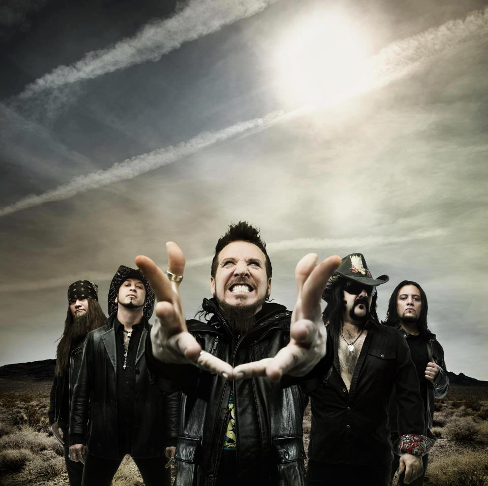Hellyeah - Nuevo Disco - Band Of Brothers 2012