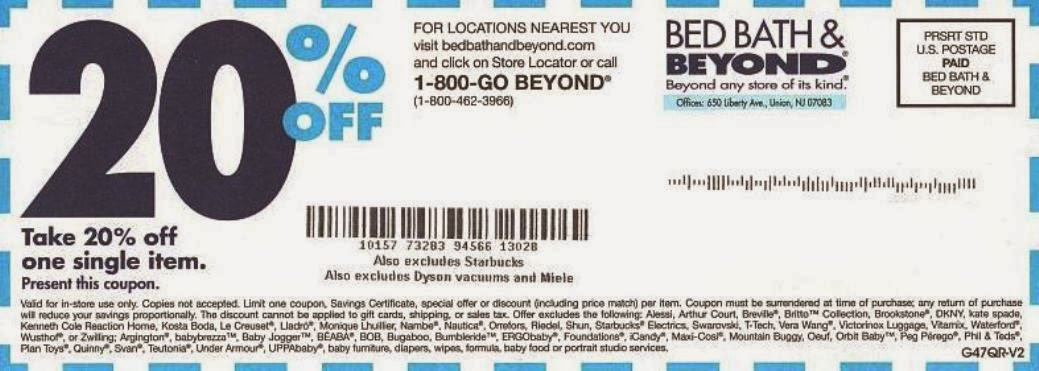 """results for """"20 Off Bed Bath And Beyond Printable Coupon April 2014"""