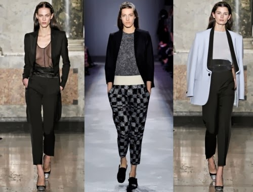 Women's Pantsuits January 2014