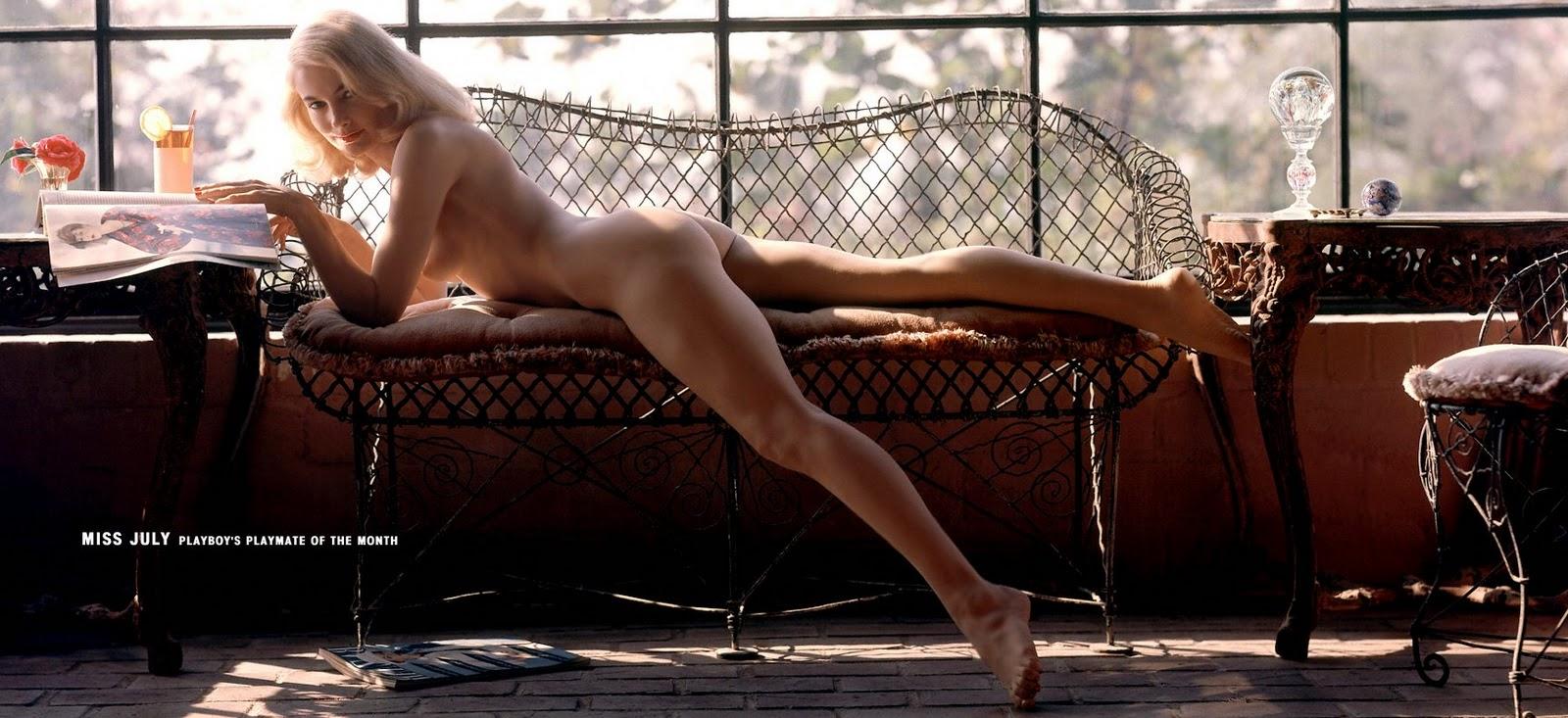 Ретро фото моделей из плейбой 6 фотография