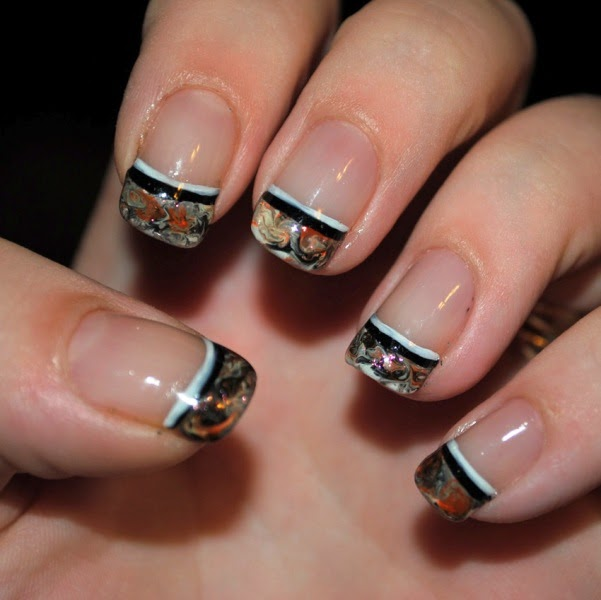 Nail Art Designs 2011: Nail Arts Spa: Famous Acrylic Nail Design