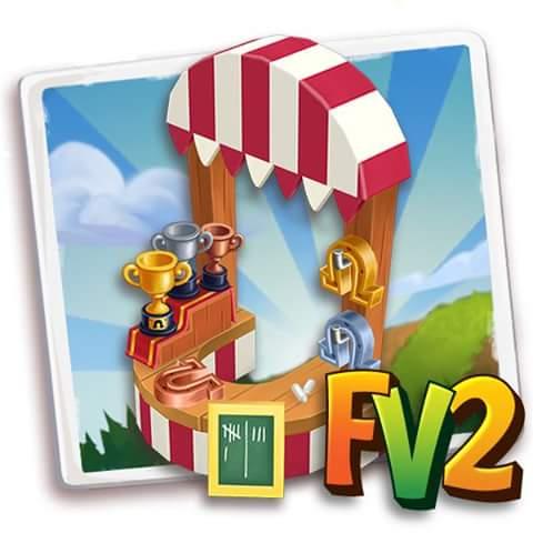 Fv2 cheat build horseshoe toss booth farmville 2 freereward for Farmville 2 decorations