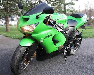 Craigslist  Kawasaki Zxfor Sale In Michigan