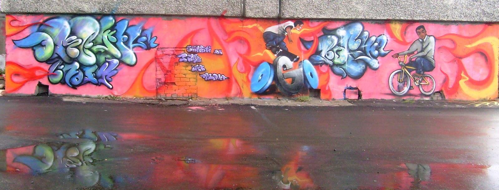 Краска для граффити в подарок