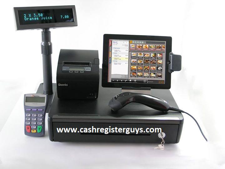 SAM4s Tabby POS System