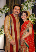Prithviraj Wedding Reception and Marriage Reception stills