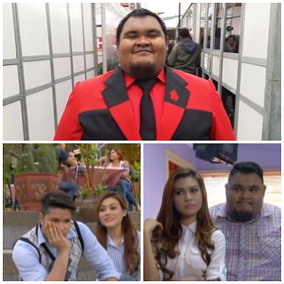 Abam Bocey, Shah Jazle, Chef Fikri, Nur Risteena, Ammar BMB, Mak Jah, Rehiman Suud,