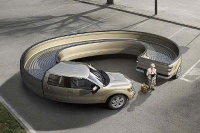 Delapan Mobil dengan Modifikasi Paling Aneh di Dunia