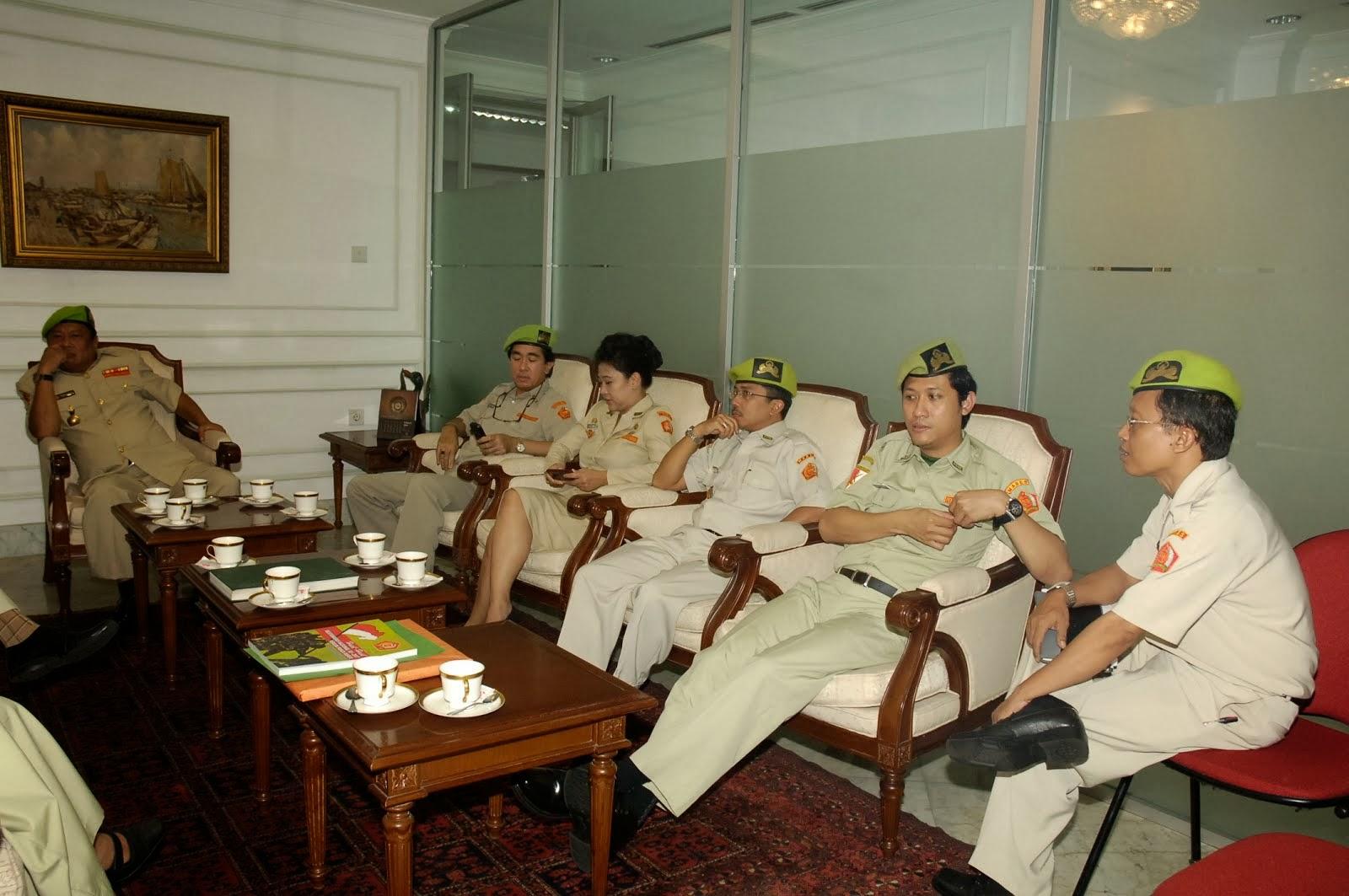 Ruang Transit VIP Istana