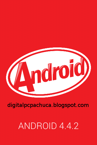 Android 4.4.2 Kitkat en lg p500 optimus one