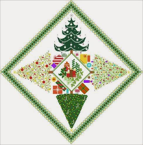 Christmas Tree Garden