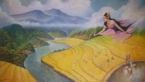 Cerita Mitos Tentang Dewi Padi