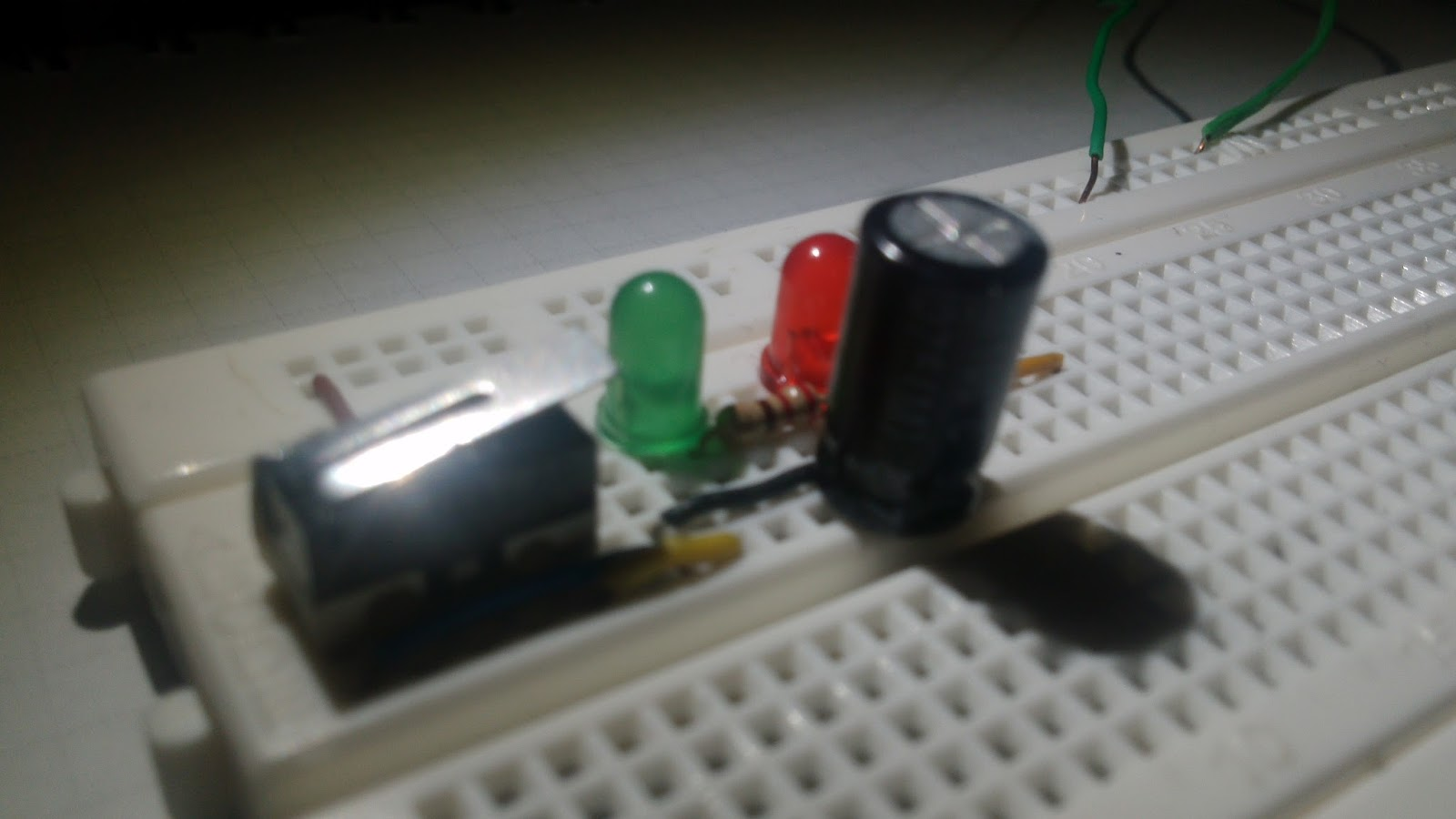 Circuito Y : Marcapasos circuito rc marcapasos