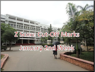 Z SCORE CUT-OFF MARKS UNIVERSITY SRI LANKA 2012