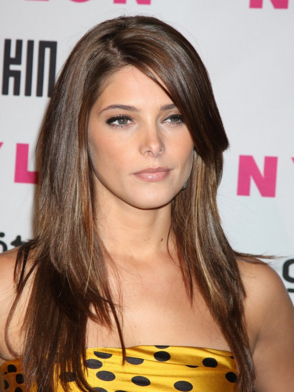 Long Layered Straight Haircuts 2013 Women Images