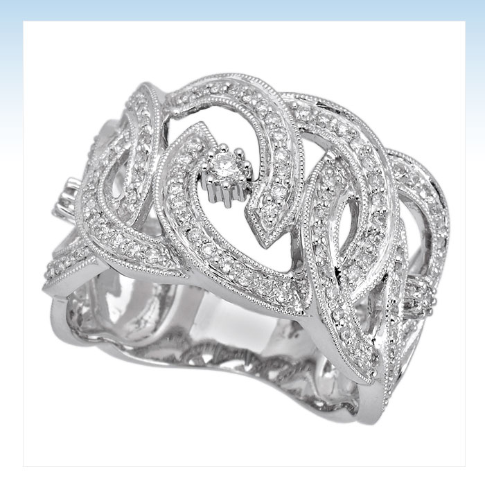 Diamond Engagement Rings 052ct Diamond Womens Wedding Band