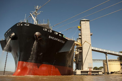 The world's leading exporter of soybean oil in May increased export shipments
