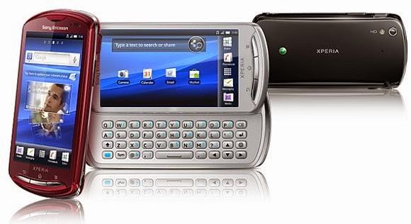 Daftar harga Hp merk Sony Ericsson Januari 2015