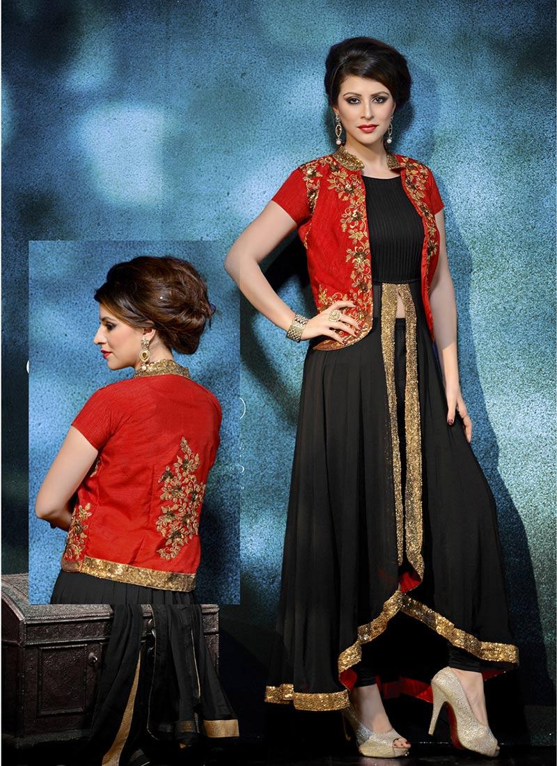 Designer Wedding Wear Anarkali Suits - Indian Saree Store ~ Buy ...