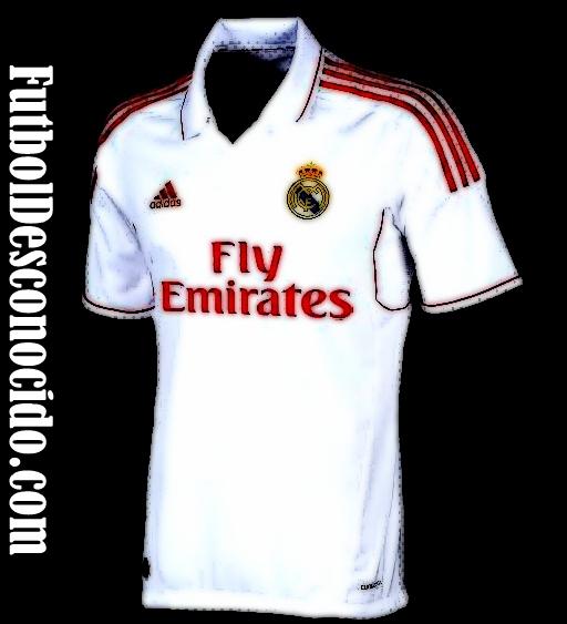 Oficial Del Real Madrid  Se Hablaba De Nike  Pero Finalmente El Madrid
