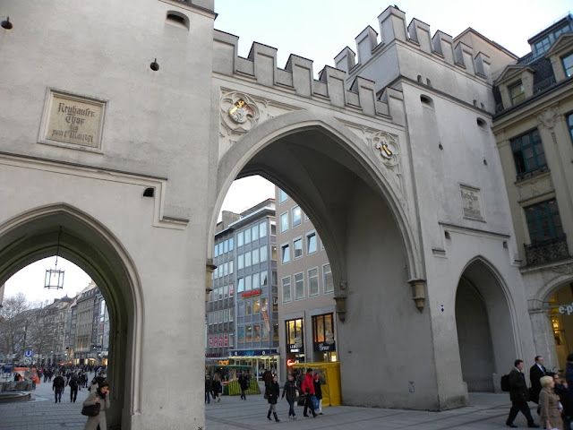 Karlstor Munich