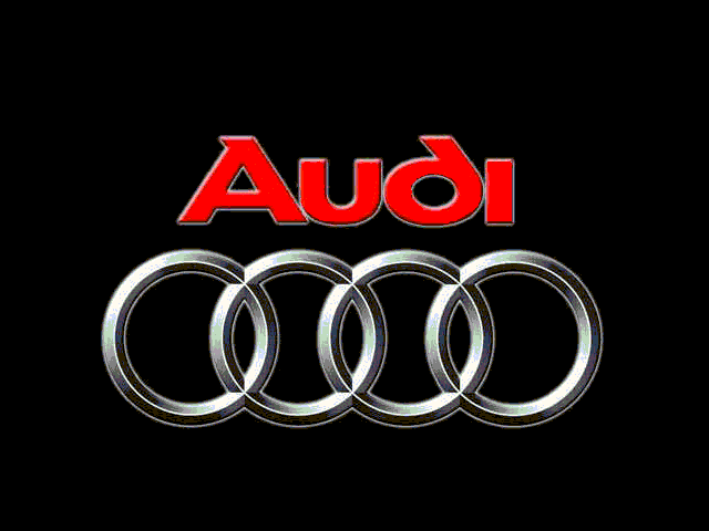 Audi Logo Automotive Car Center