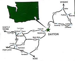 Dayton WA