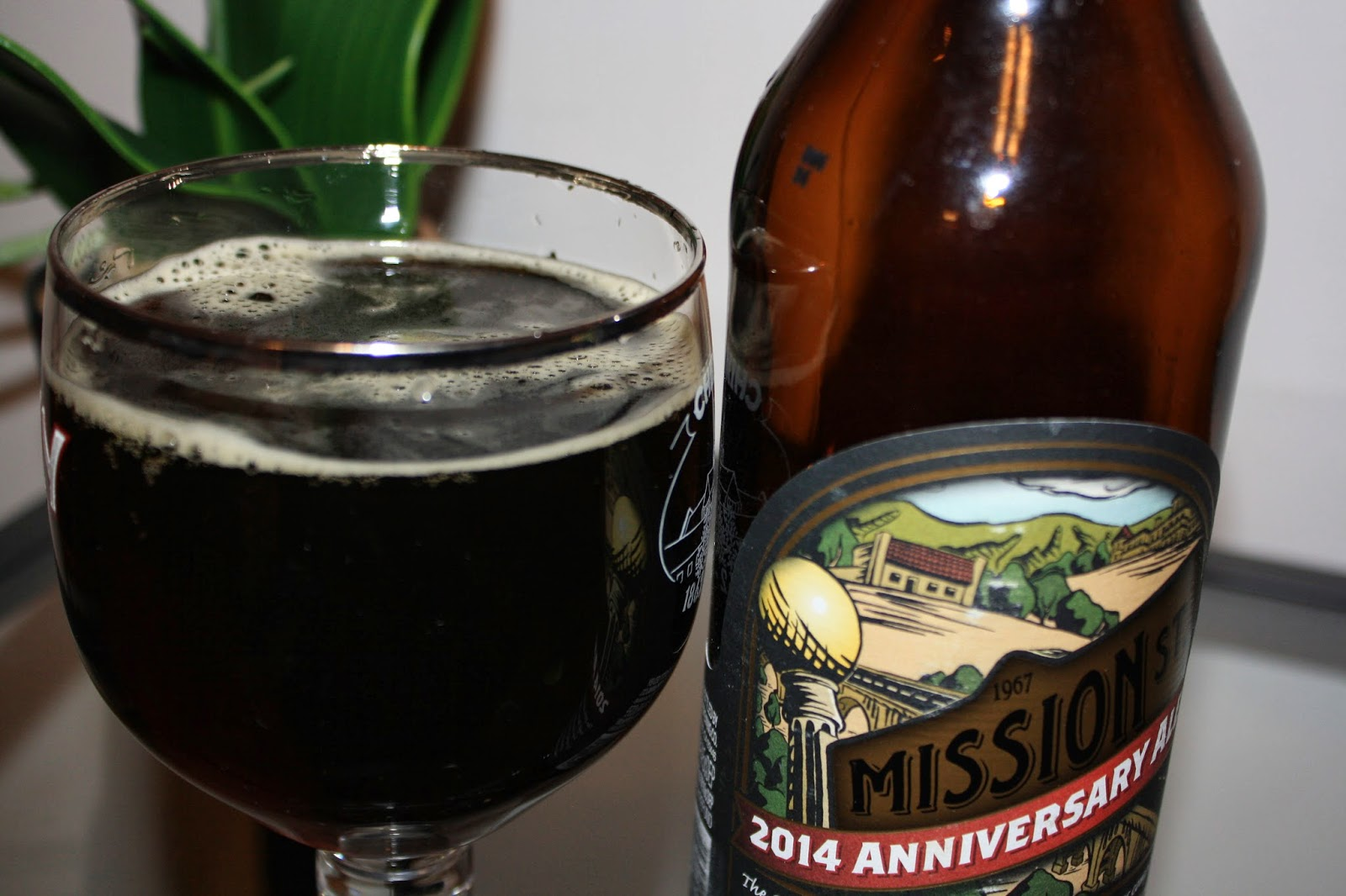 Trader Joe's, Mission St, 2014 Anniversary Ale