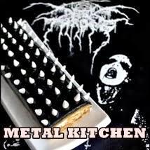 Metal Kitchen / Метъл Кухня