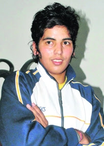 Garima Chaudhary Indian Judo Champion