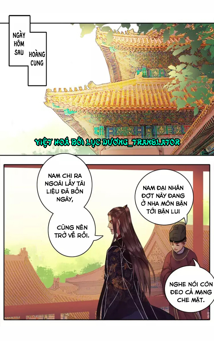 Ta Làm Lớn Ở Hậu Cung trang 16