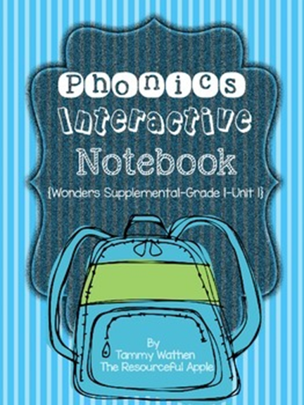 First Grade Phonics Supplement