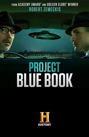 Torrent Série Project Blue Book - Legendada 2019  1080p 720p Full HD HD WEB-DL completo