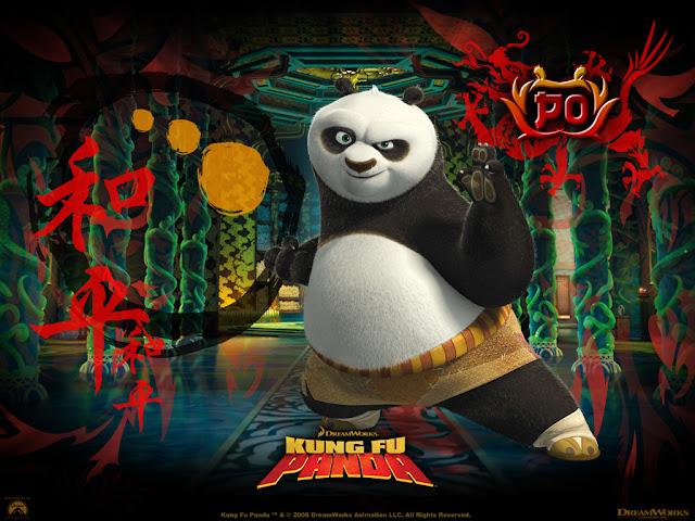 kung fu panda 1 wallpaper 2