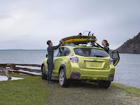 Japanese car photos 2014 Subaru XV Crosstrek Hybrid - 5