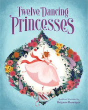 Twelve Dancing Princesses by Brigette Barrager