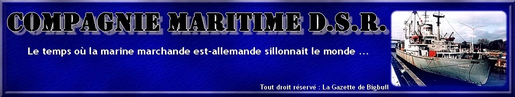 Compagnie Maritime D.S.R.