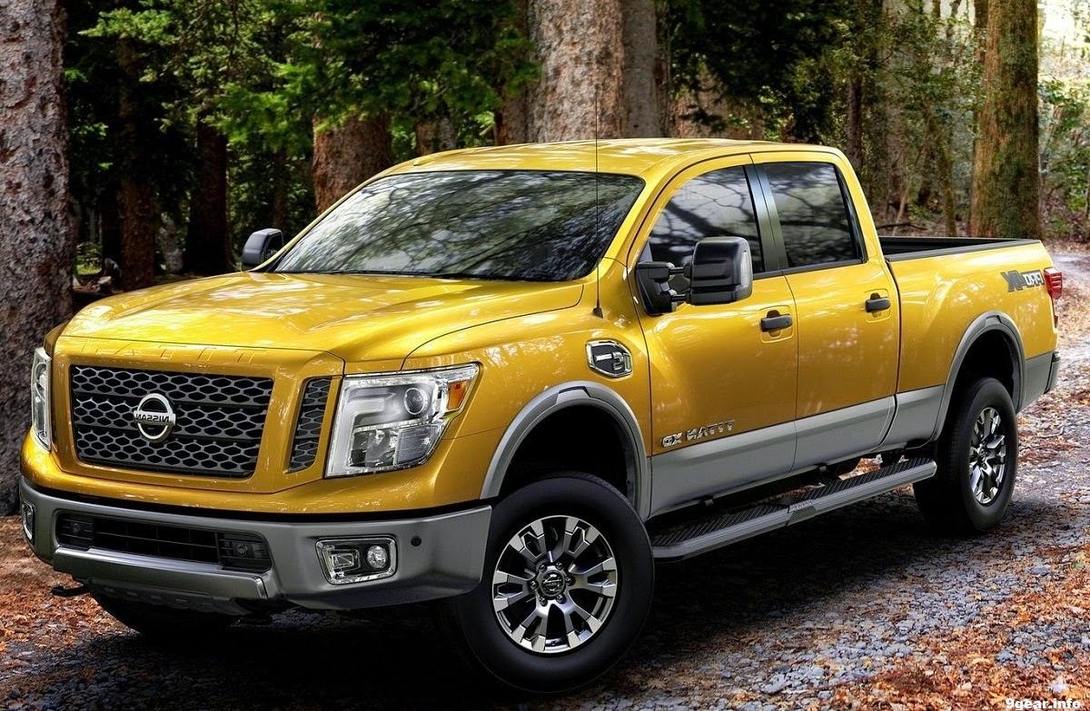 new nissan titan xd cummins 5 0l v8 turbo diesel car reviews new car pictures for 2018 2019. Black Bedroom Furniture Sets. Home Design Ideas