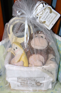 monkey gift basket
