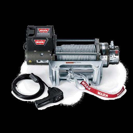 WARN M8000 8000-lb Winch