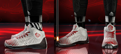 NBA 2K13 Adidas Adizero Rose 3.5 Shoes Patch