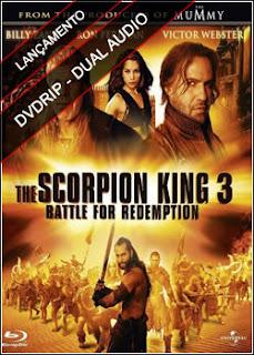 Filme Escorpião Rei 3 - Batalha Pela Redenção